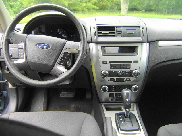 2011 Ford Fusion Pictures Cargurus