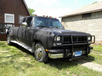 1992 Dodge RAM 350 LE Turbodiesel Extended Cab LB RWD, primed and ready for topcoat..., exterior, gallery_worthy