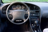 Picture of 2001 Kia Sephia 4 Dr STD Sedan, interior