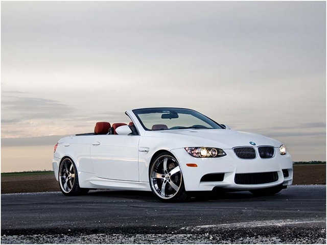 Picture of 2012 BMW M3 Convertible, exterior, gallery_worthy