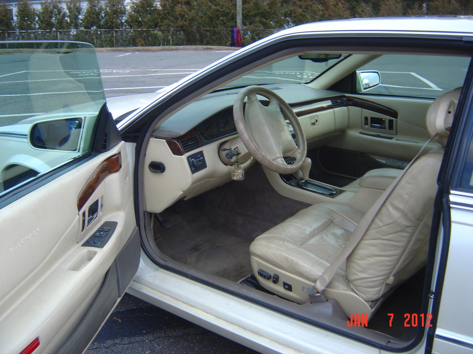 1998 Cadillac Eldorado - Interior Pictures - CarGurus