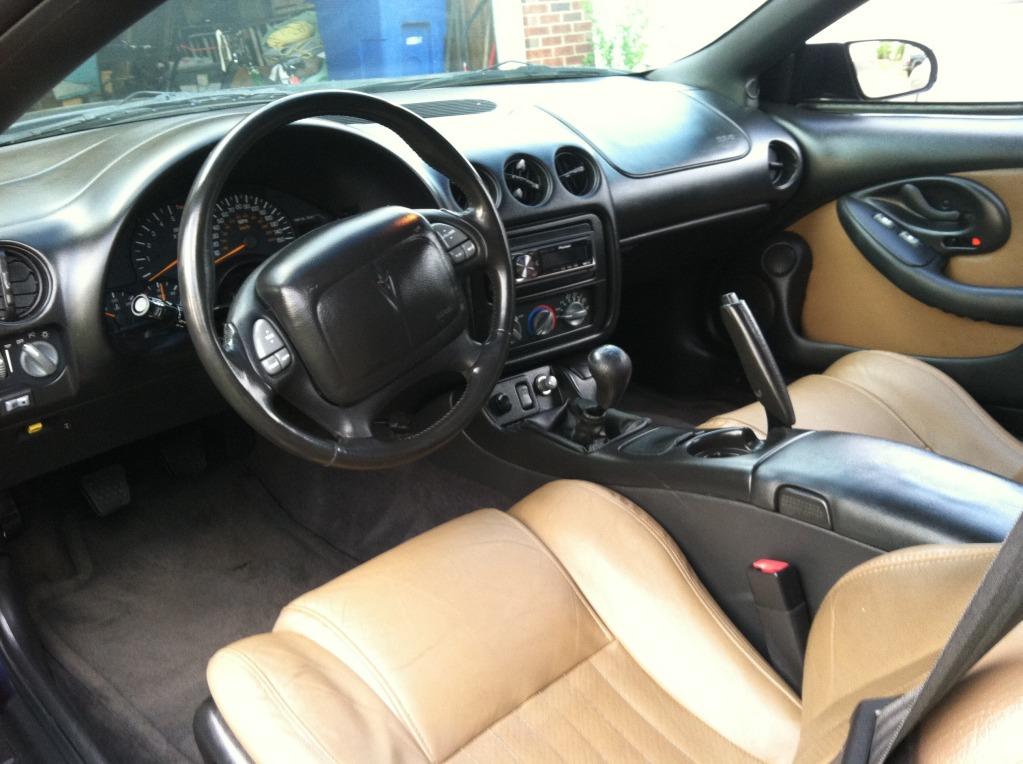 2002 Pontiac Trans Am Interior Pictures Cargurus