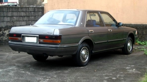 Picture of 1989 Toyota Crown