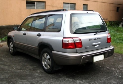 Picture of 2002 Subaru Forester