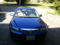Picture of 2004 Mazda MAZDA6 4 Dr i Sedan, exterior, gallery_worthy