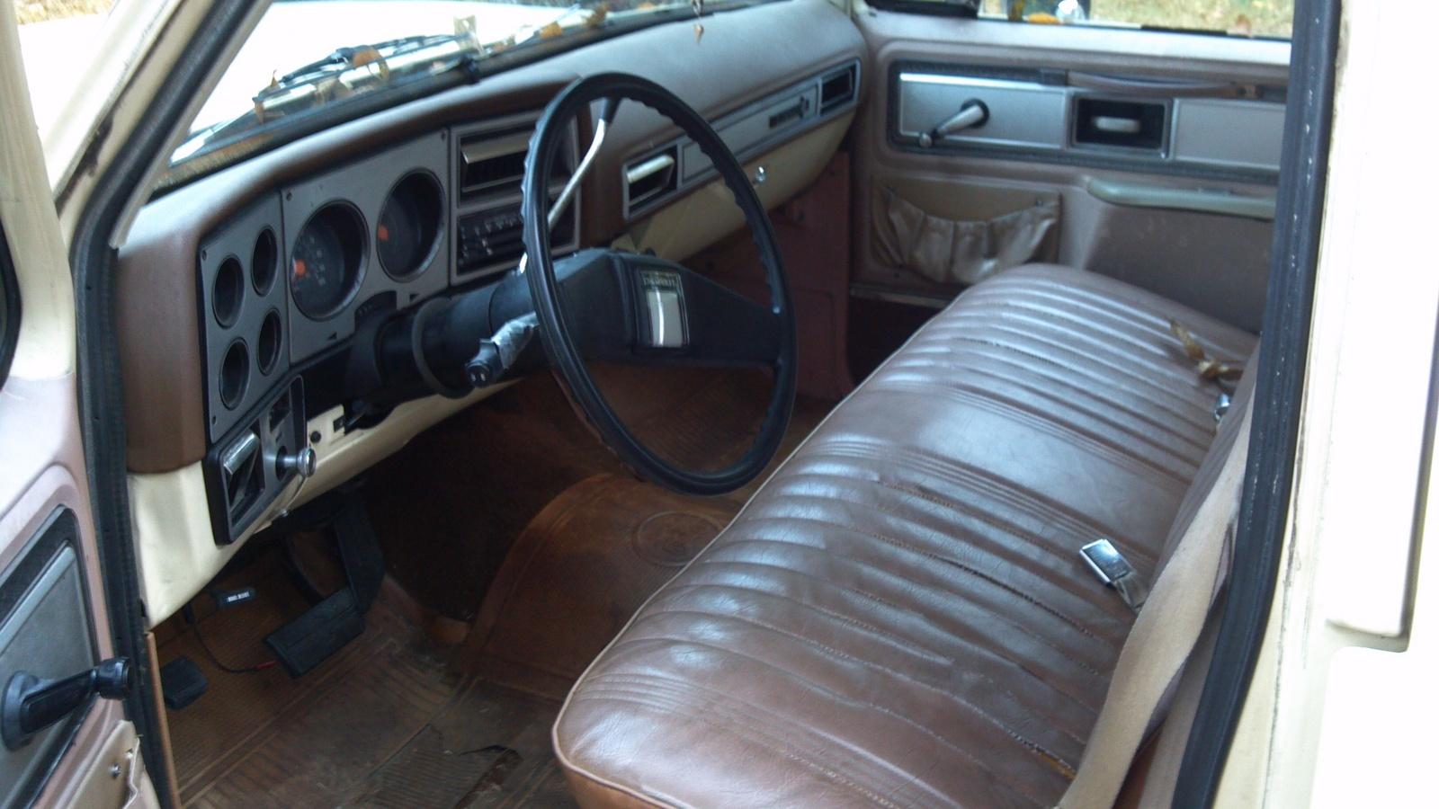 1978 chevrolet suburban interior pictures cargurus