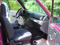 Picture of 1994 Geo Tracker 2 Dr STD Convertible, interior, gallery_worthy