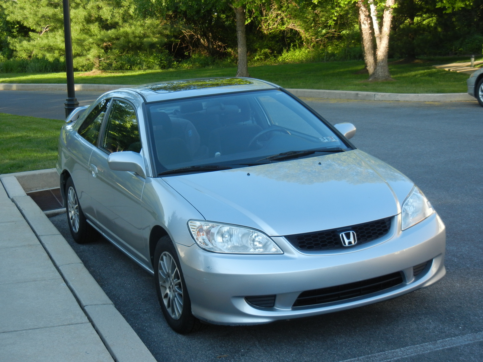 Fuel economy of a 2005 honda civic for Honda civic specials