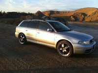 Picture of 2000 Audi S4 quattro Turbo AWD, exterior