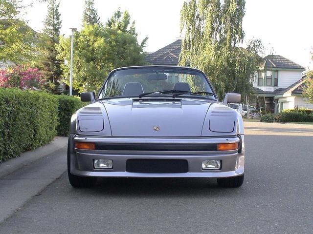Picture of 1984 Porsche 911 Carrera Cabriolet, exterior, gallery_worthy