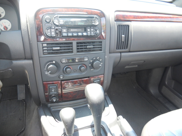 Picture of 2001 Jeep Grand Cherokee Limited 4WD, interior