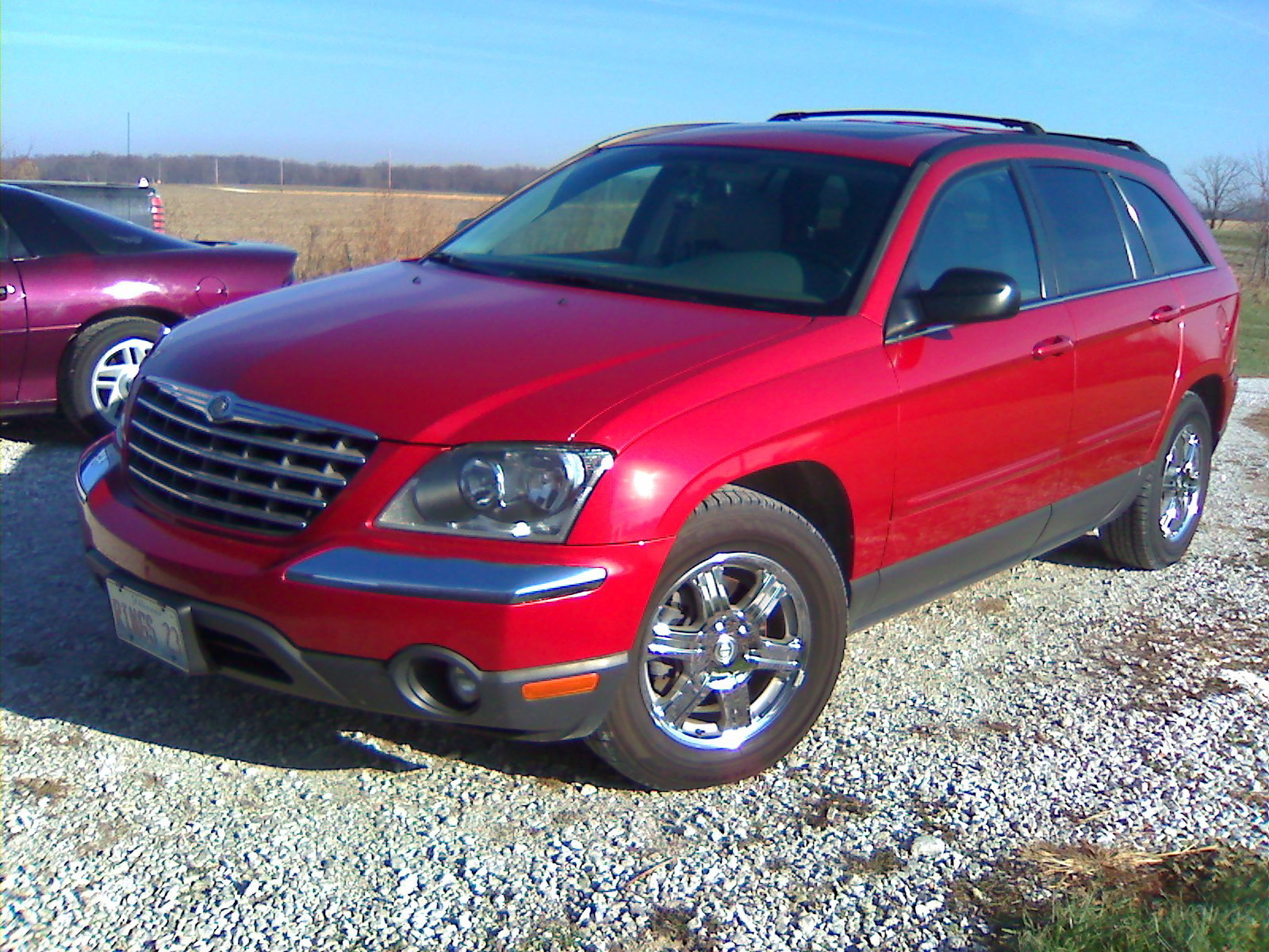 Chrysler Pacifica Pic