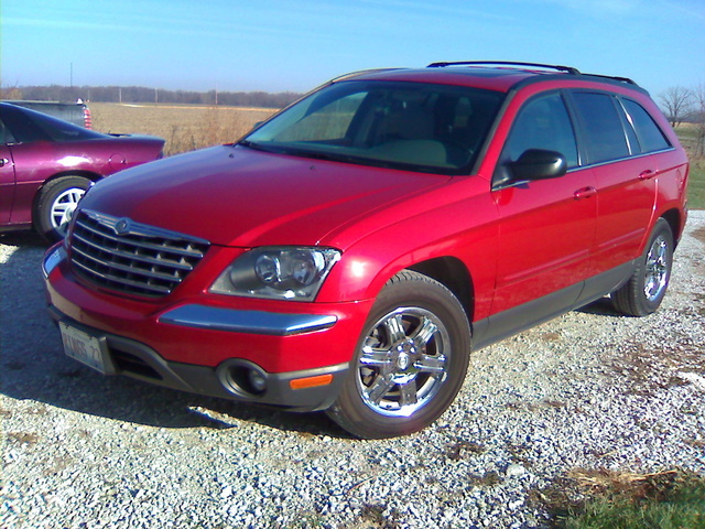 Picture of 2004 Chrysler Pacifica