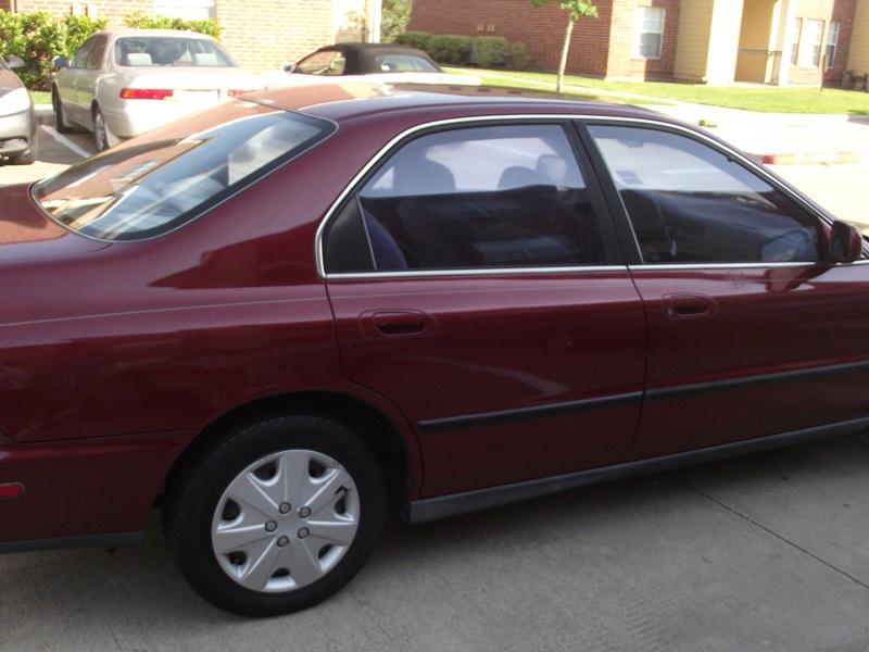 1996 Honda Accord LX picture, exterior