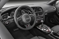 2013 Audi S5, interior front drivers controls, interior, manufacturer