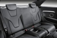 2013 Audi S5, interior rear full view, interior, manufacturer