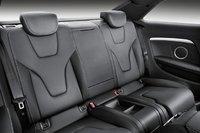 2013 Audi S5, interior rear full view, interior, manufacturer