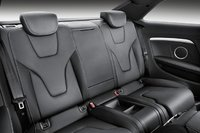 2013 Audi S5, interior rear full view, manufacturer, interior