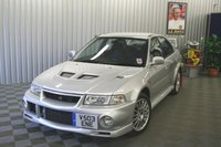 1999 Mitsubishi Lancer Evolution Overview