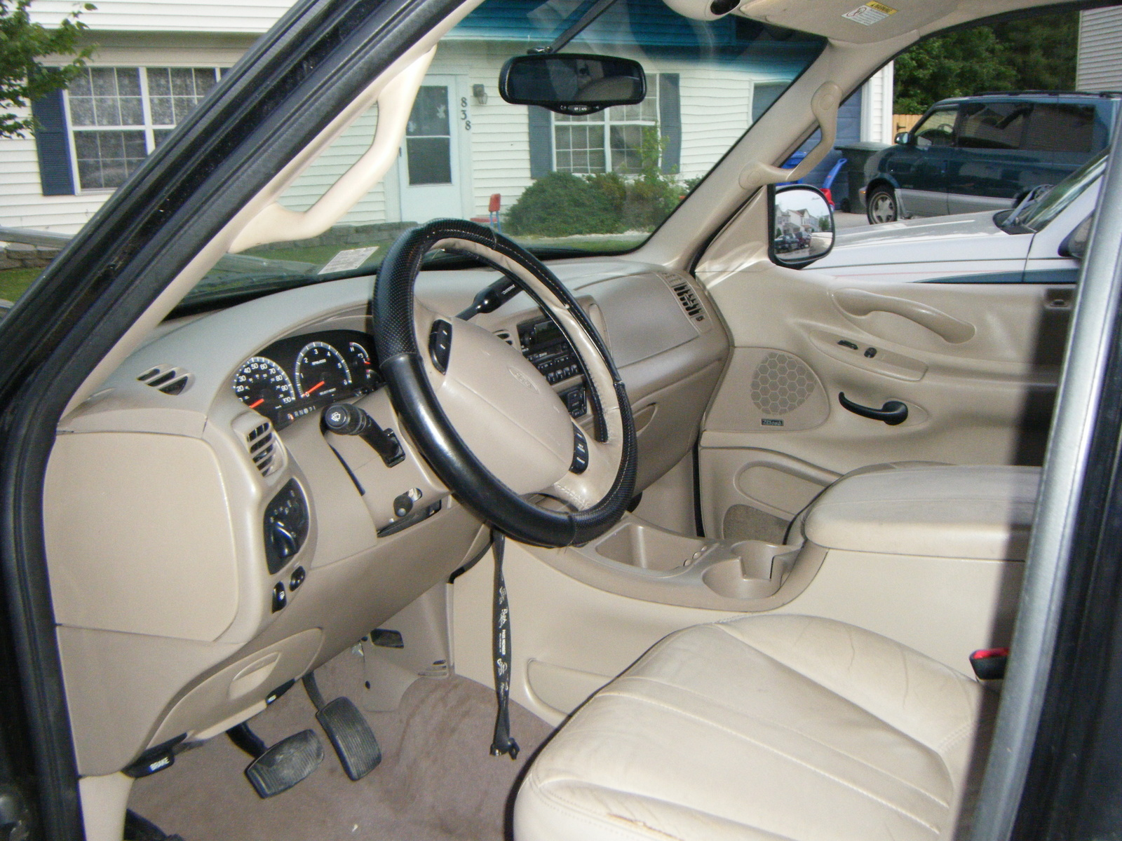 2000 Ford Expedition Interior Parts