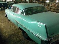 1957 Cadillac DeVille, Storage, exterior