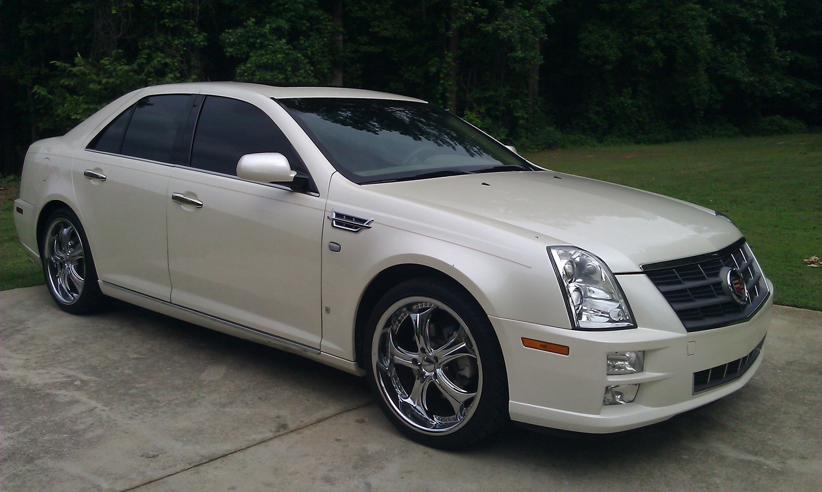 2008 cadillac sts v8 2008 cadillac sts pictures cargurus. Black Bedroom Furniture Sets. Home Design Ideas