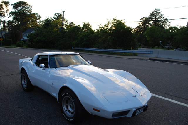 Picture of 1979 Chevrolet Corvette Coupe, exterior, gallery_worthy