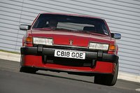 1985 Rover 3500 Overview