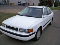 Picture of 1991 Mazda Protege 4 Dr LX Sedan, exterior