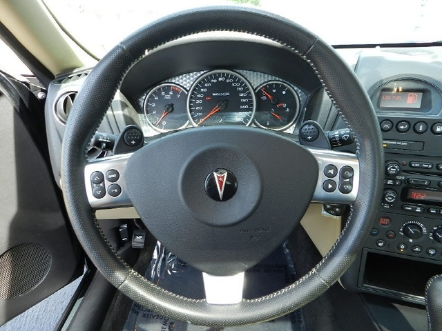 2008 Pontiac Grand Prix Interior Pictures Cargurus