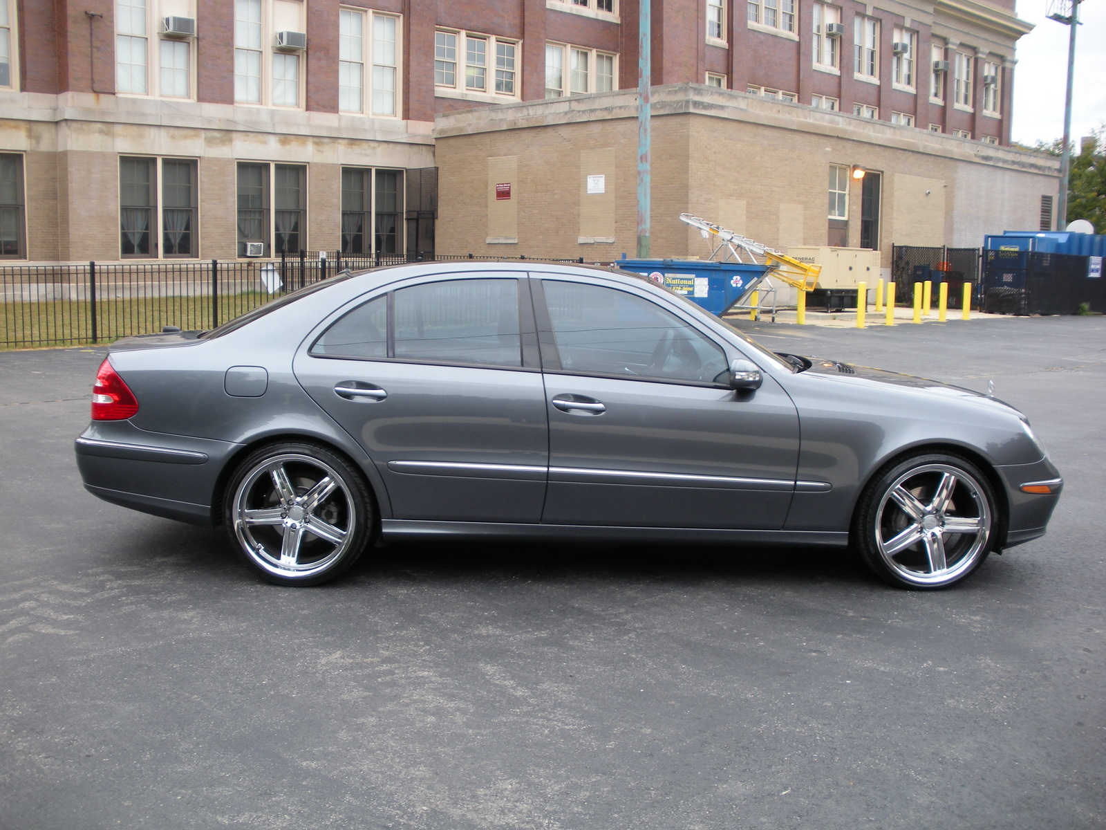 2005 mercedes benz e class exterior pictures cargurus for 2005 e320 mercedes benz