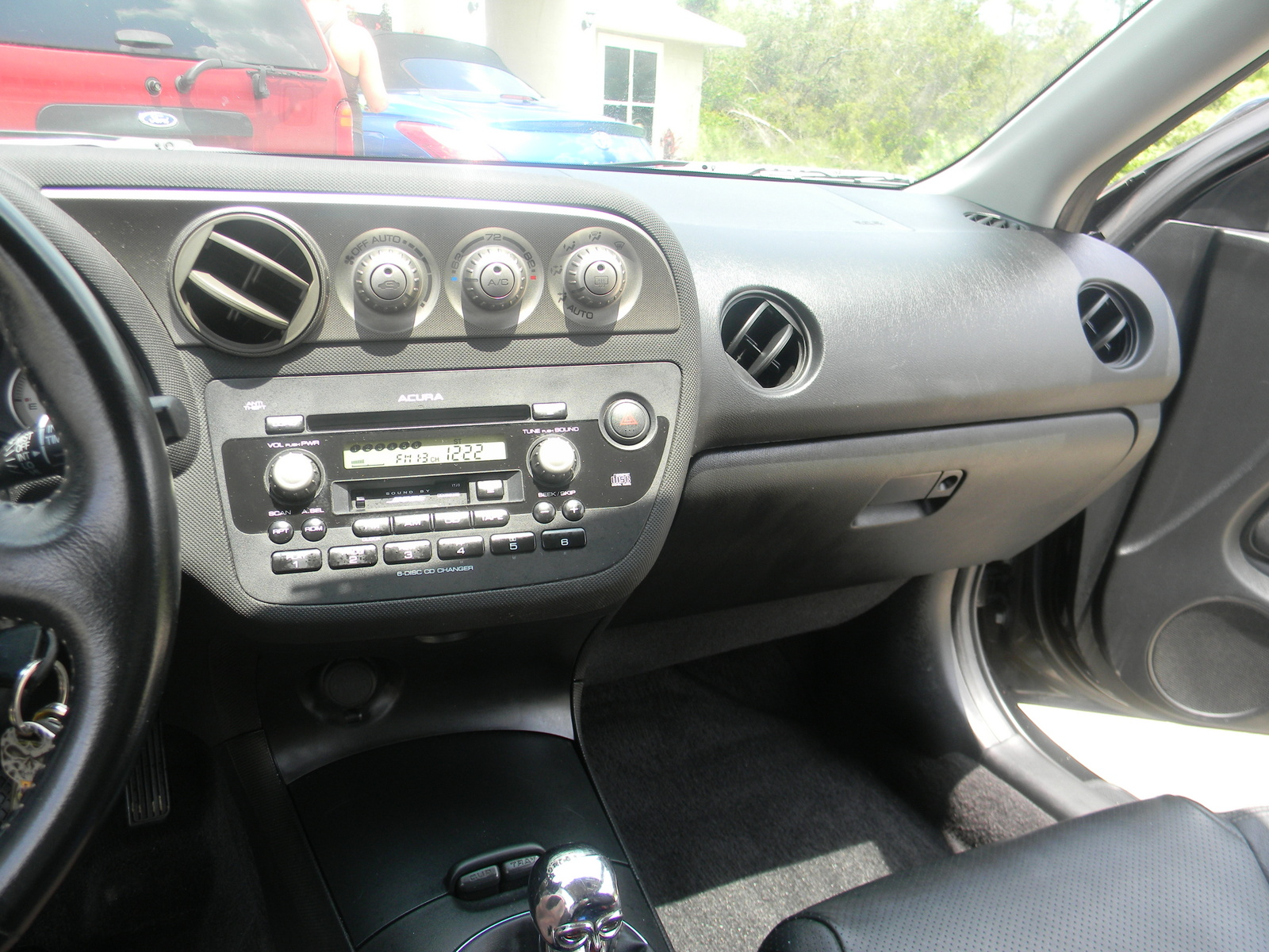 2006 Acura RSX - Interior Pictures - 2006 Acura RSX Type-S picture ...