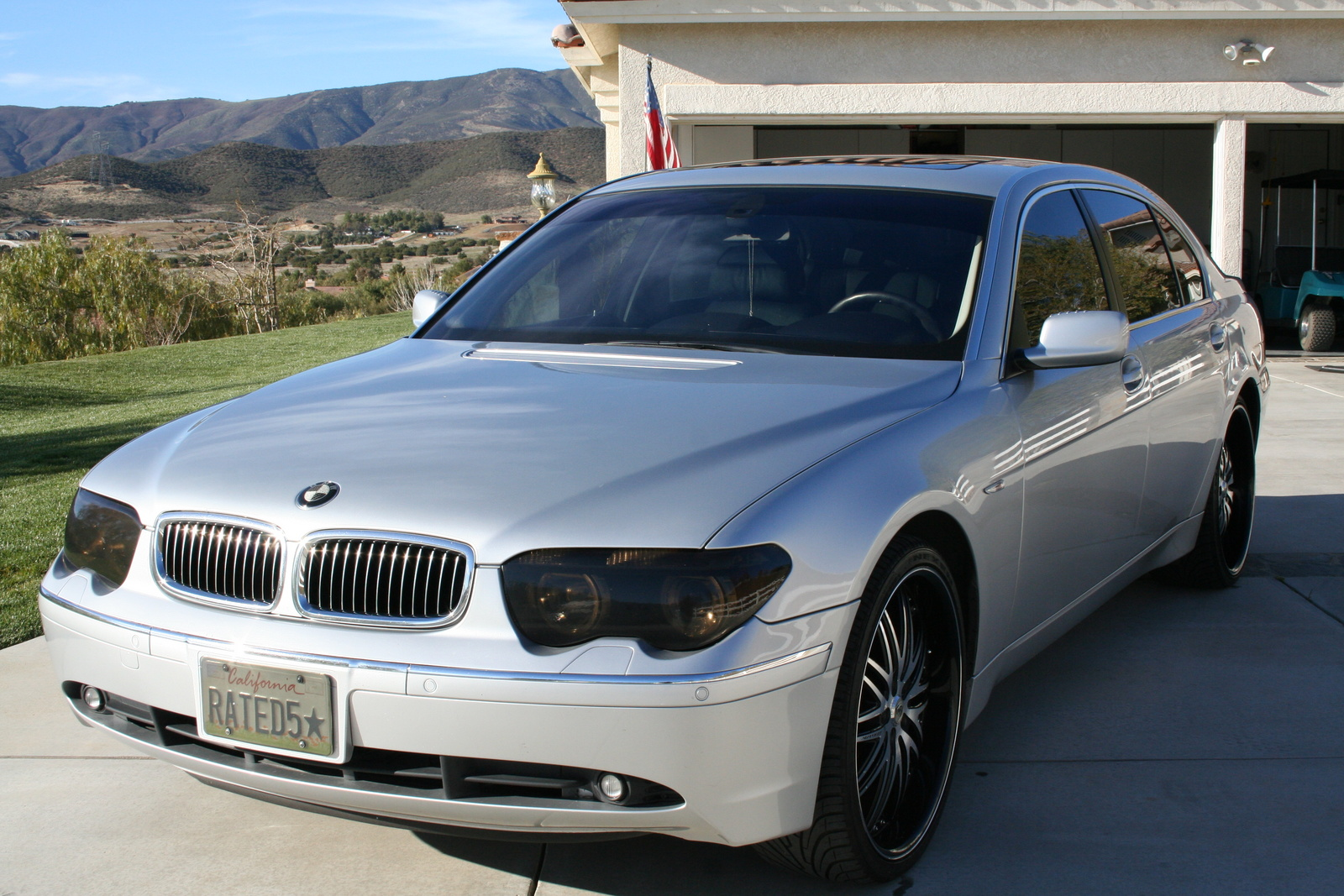 2003 bmw 7 series exterior pictures cargurus. Black Bedroom Furniture Sets. Home Design Ideas