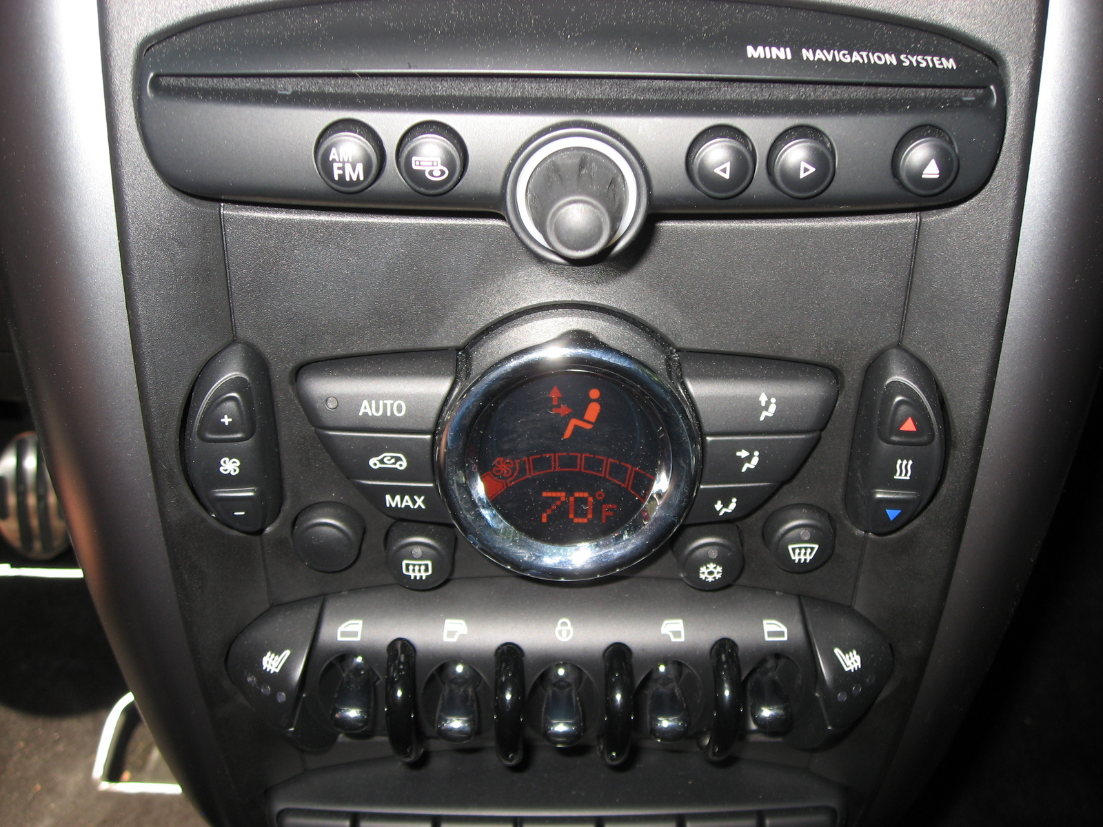 Picture of 2011 MINI Countryman S ALL4, interior