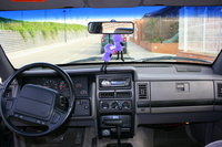 1993 Jeep Grand Cherokee Laredo 4WD picture, interior