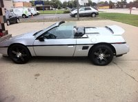 Picture of 1987 Pontiac Fiero Base, exterior, gallery_worthy