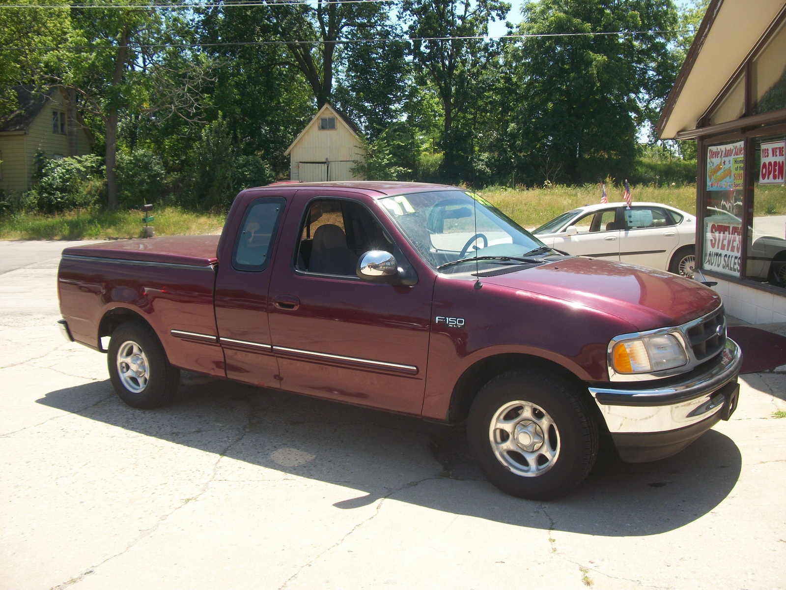 1997 ford f 150 towing specs ehow ehow how to videos html autos weblog. Black Bedroom Furniture Sets. Home Design Ideas