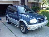 Picture of 1999 Suzuki Grand Vitara 4 Dr JLX 4WD SUV, exterior