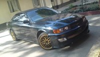 1998 Toyota Chaser Overview