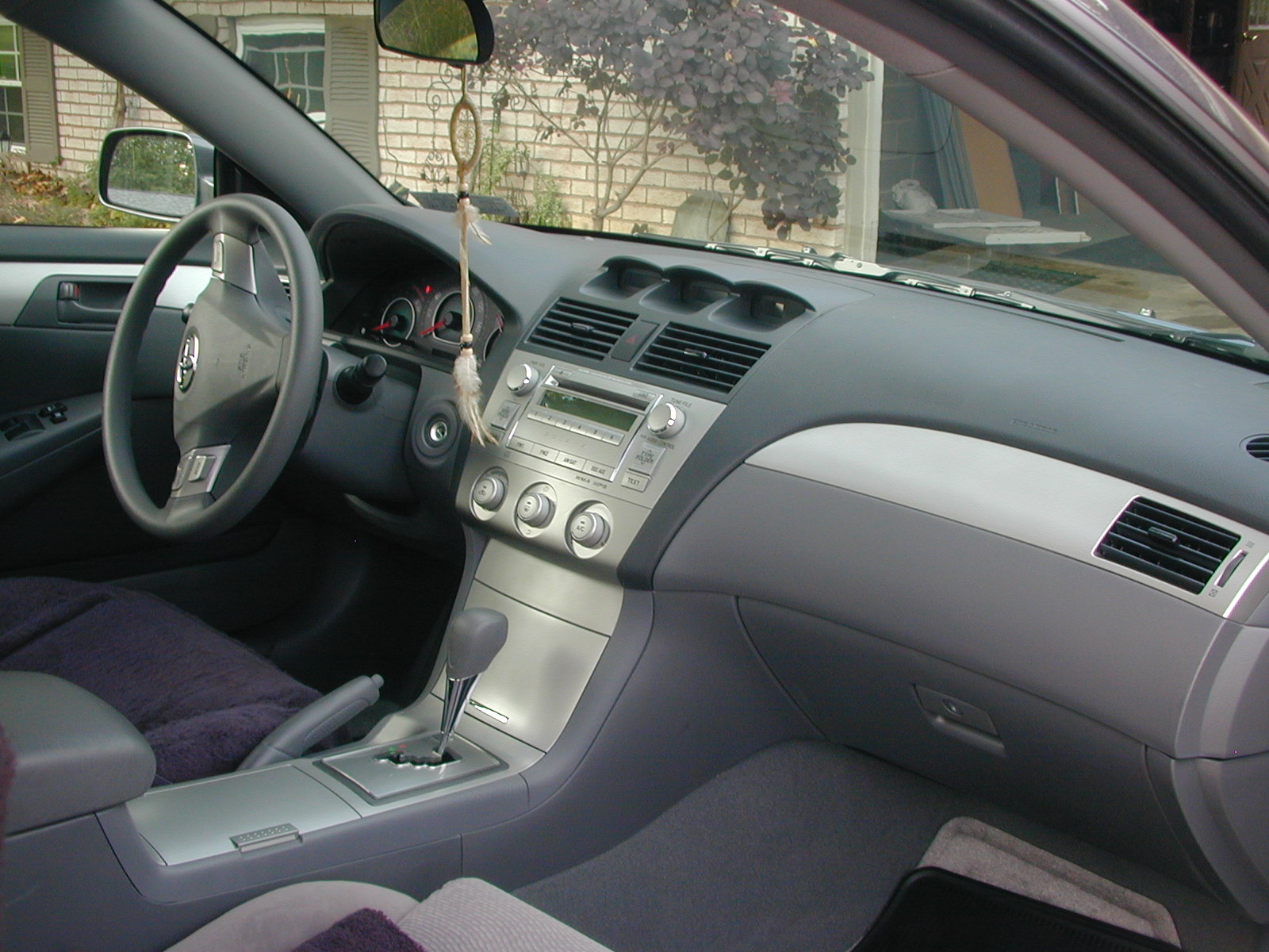 2008 toyota camry solara interior pictures cargurus. Black Bedroom Furniture Sets. Home Design Ideas