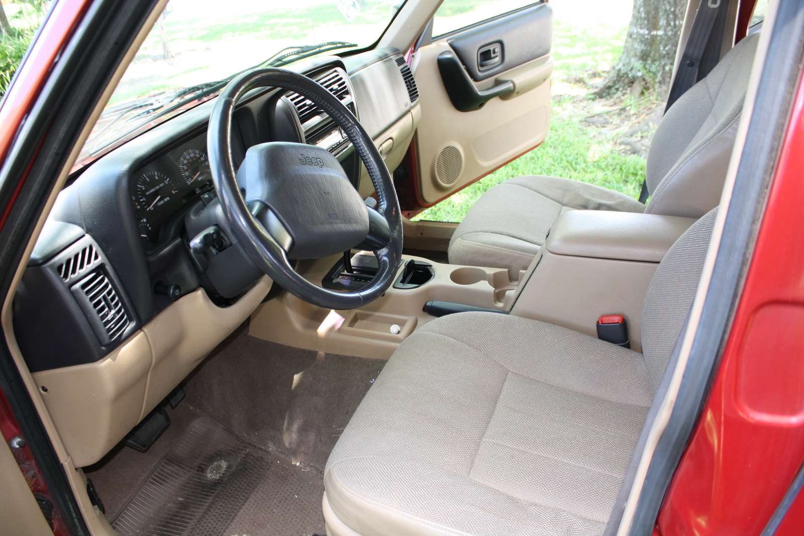 1999 Jeep Cherokee Interior Pictures Cargurus