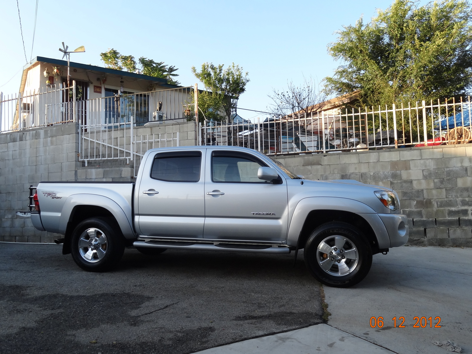 2005 toyota tacoma exterior pictures cargurus. Black Bedroom Furniture Sets. Home Design Ideas