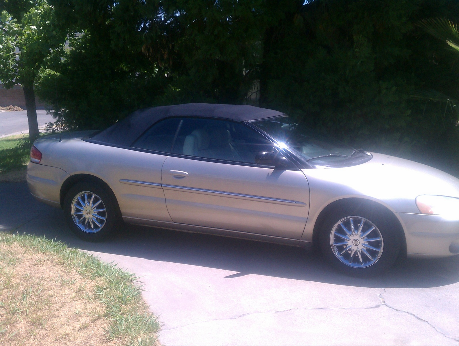 Picture of 2003 Chrysler Sebring Limited Convertible