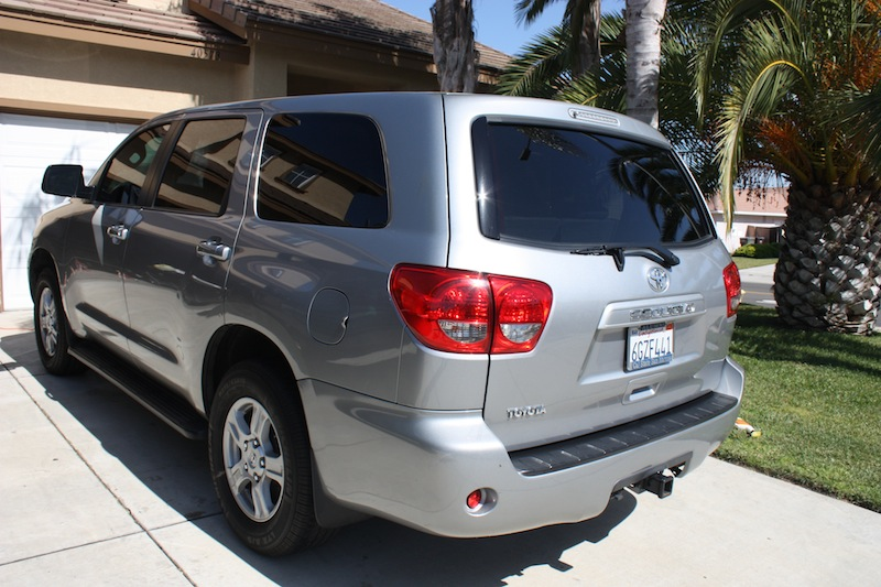 Picture of 2009 Toyota Sequoia SR5 4.7L