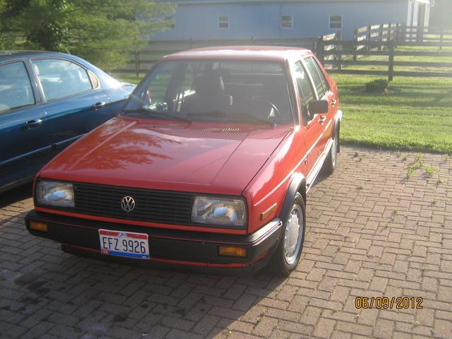 1985 Volkswagen Jetta