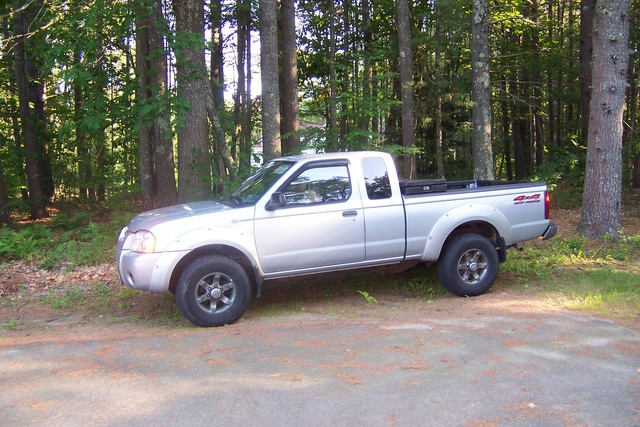 Picture of 2002 Nissan Frontier 4 Dr XE 4WD Crew Cab SB, gallery_worthy
