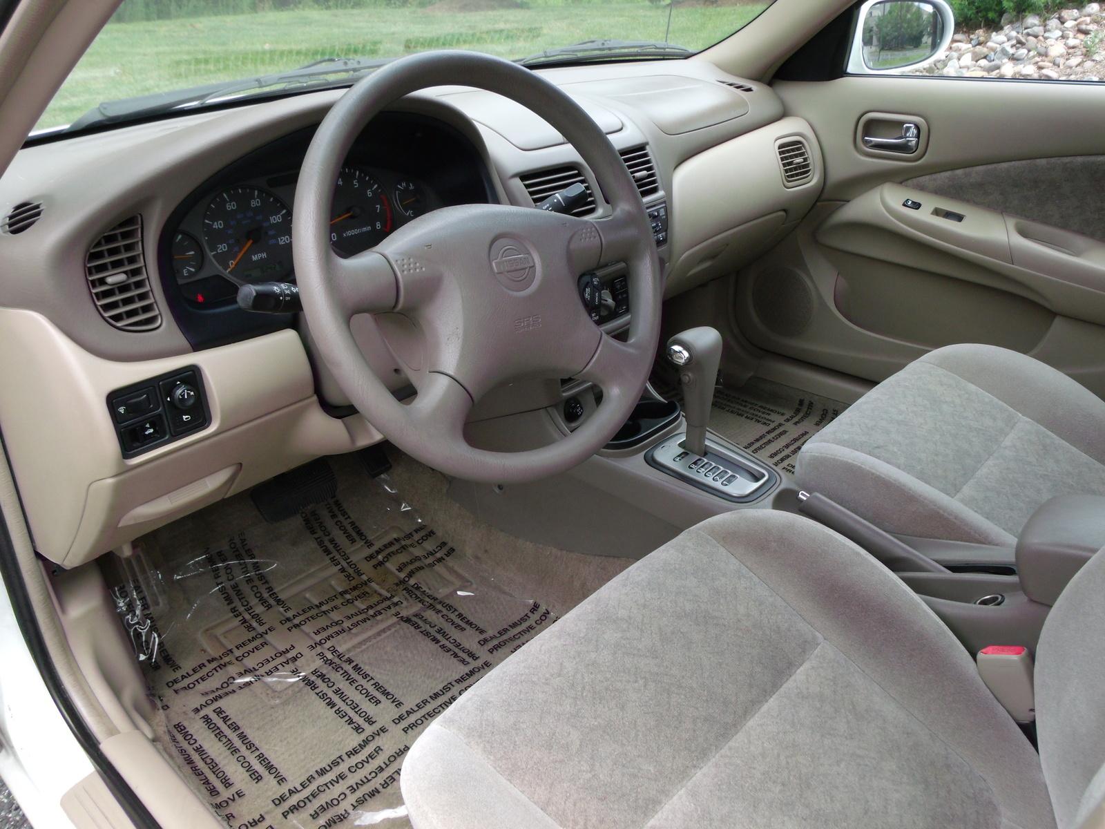 2000 Nissan Sentra Interior Pictures Cargurus
