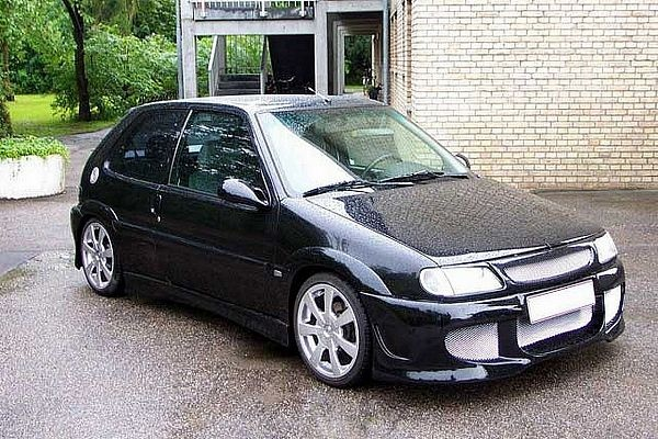Picture of 2002 Citroen Saxo