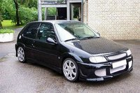 2002 Citroen Saxo Picture Gallery