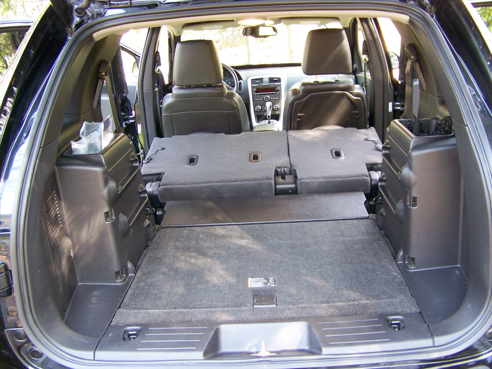 2008 pontiac torrent pictures cargurus for Inside 2007 torrent